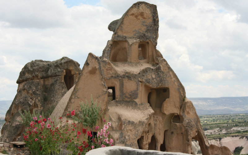 Tigraz Kalesi Kapadokya